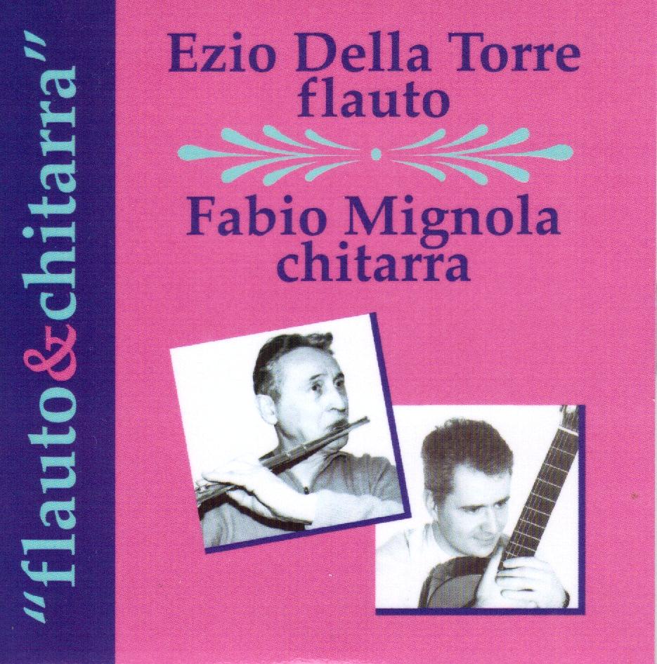 foto CD flauto chitarra