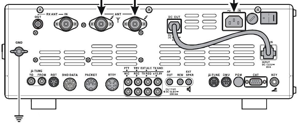 Yaesu Ft 2000 Mic Wiring - ( Simple Electronic Circuits ) •